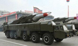 КНДР 15 апреля запустит баллистическую ракету в сторону Японии