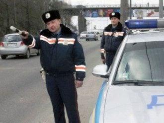 В Киеве ликвидируют ГАИ