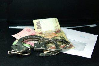 В Киеве на взятке поймали инспектора центра занятости