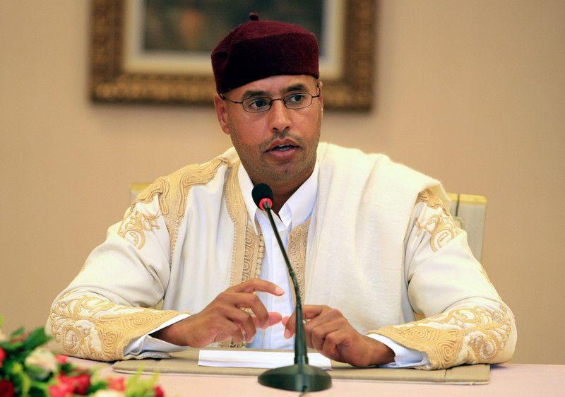 Сейф аль-Ислам Каддафи