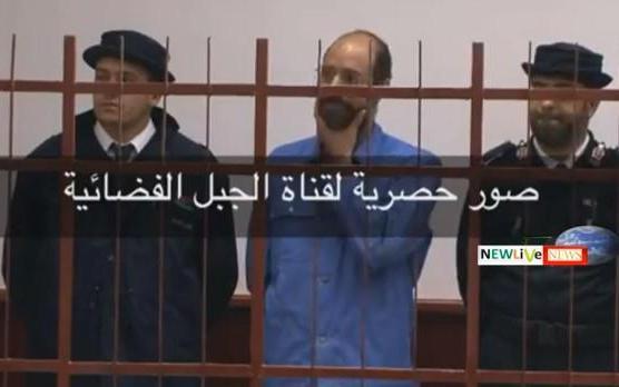Сын Каддафи Сейф аль-Ислам