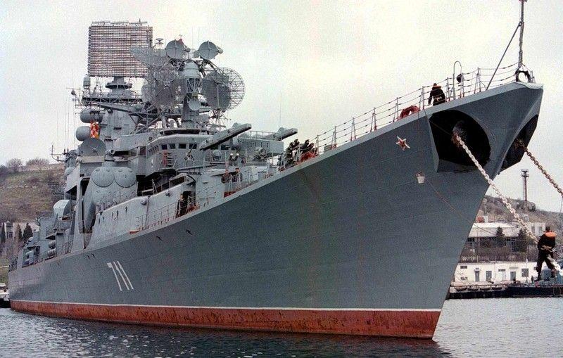 Черноморский флот РФ останется в Севастопле