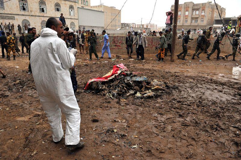 С 2014 года в Йемене идет гражданская война.