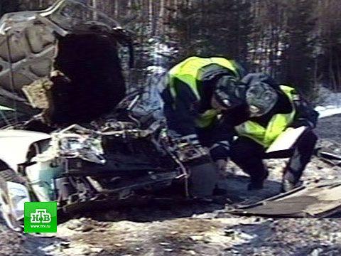 В ДТП погибли 10 человек
