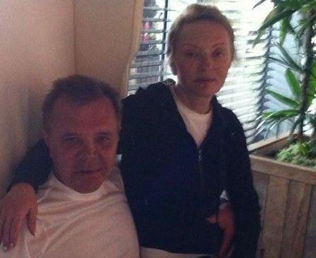 Петр и Изабелла Кириченко