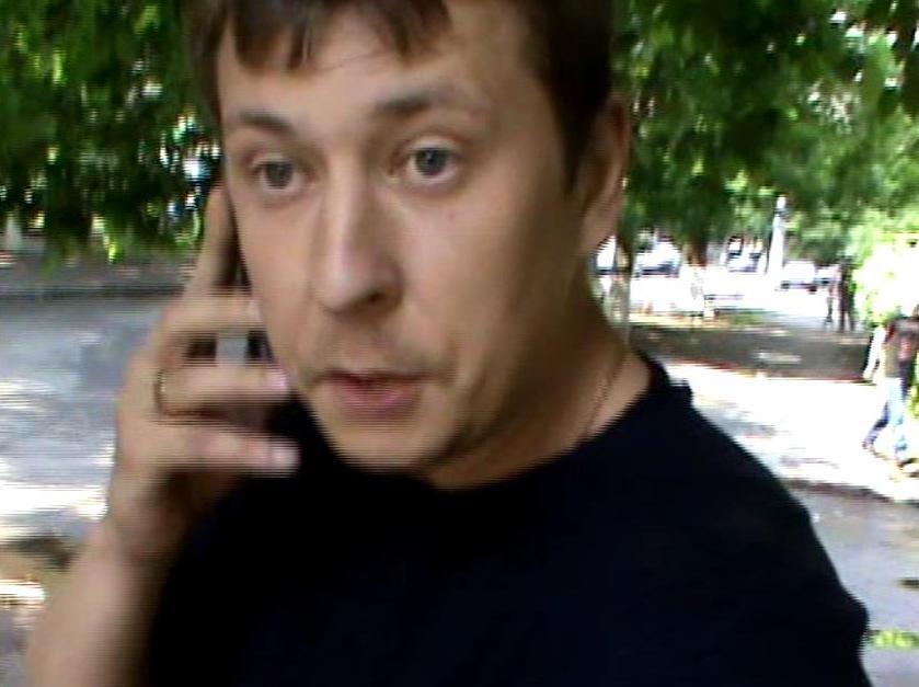 Вероятный участник нападения на Владимира Назаренко