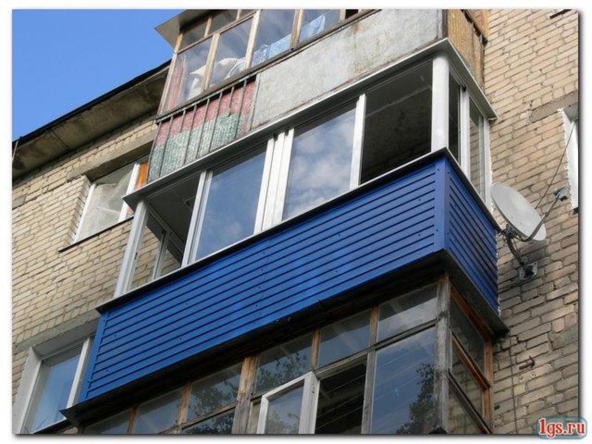 Балкон: иллюстрация