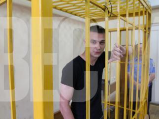 Вадим Титушко в суде