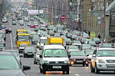 Киевский водитель отличился благородным поступком