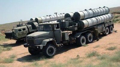 Ракеты С-300, иллюстрация
