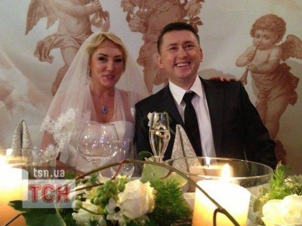 Наталья Розинская и Николай Мельниченко