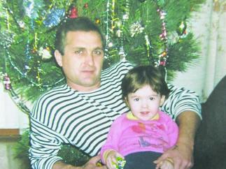 У Эдемова осталась 7-месячная дочь