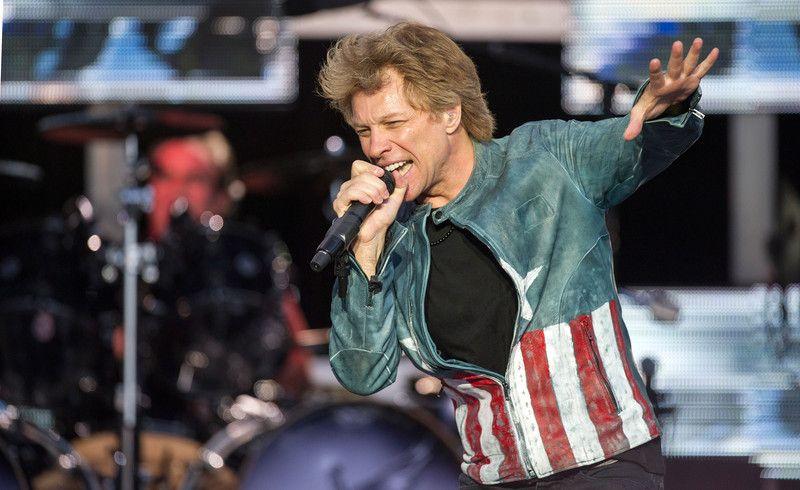 Джон Бон Джови назван худшим рок-музыкантом всех времен