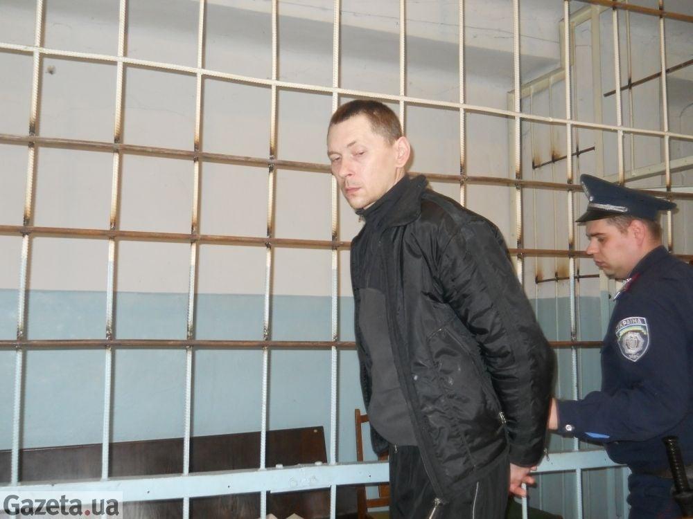 Бывший таксист Михаил Боголюб