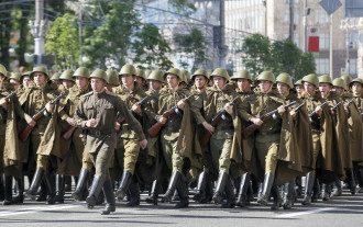 Силовиков в центре Киева не будет