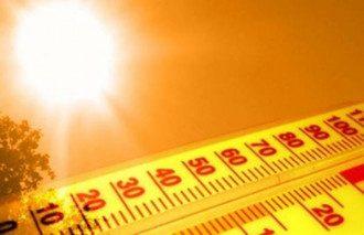 Украинца пообещали рекордную жару