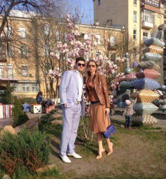 Калиновский в центре Киева: 25 апреля 2013 года