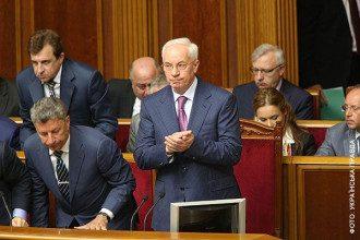 Члены Кабмина Азарова могут еще 2 месяца оставаться на своих должностях