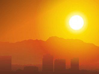 В Україні прогнозується рекордна спека