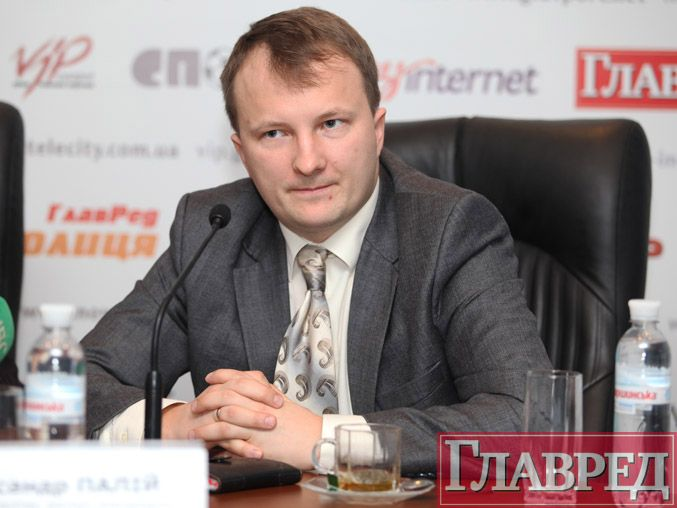 Александр Палий