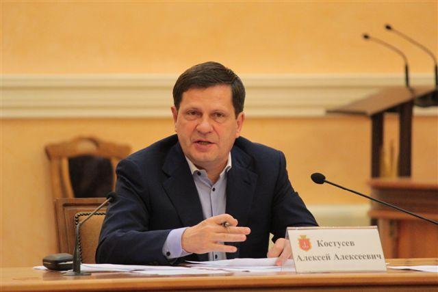 Алексей Костусев