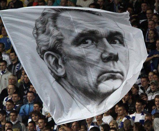 В Киеве может появиться улица Валерия Лобановского
