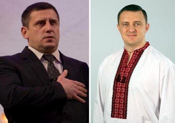 Вячеслав Кутовой и Владимир Купчак