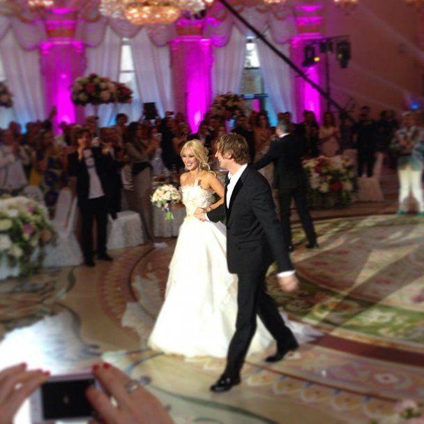 Лера Кудрявцева после свадьбы сменила фамилию