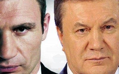 Кличко рассказал, о чем хочет говорить с Януковичем