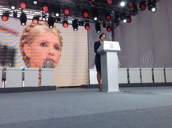 Тимошенко знает, как тяжело Яценюку