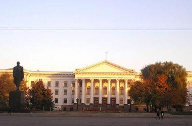 Центральная площадь Краматорска