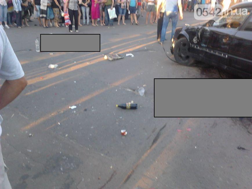 При ДТП погибли два человека