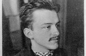 Мирослав Сичинский, фото 1918 года