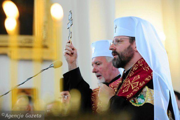Иерархи УГКЦ и РКЦ в Польше отслужили молебен