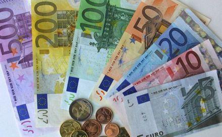 В курсах НБУ евро подешевел на 21 копейку