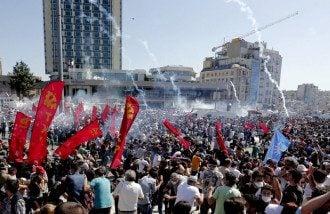 Турция охвачена беспорядками