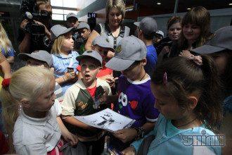 Дети в Борисполе