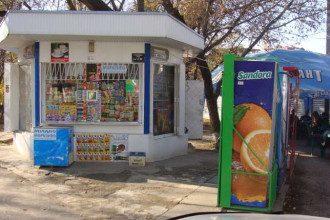 В Киеве могут запретить продажу продуктов в киосках