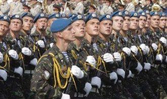 Армия в конфликты вмешиваться не будет