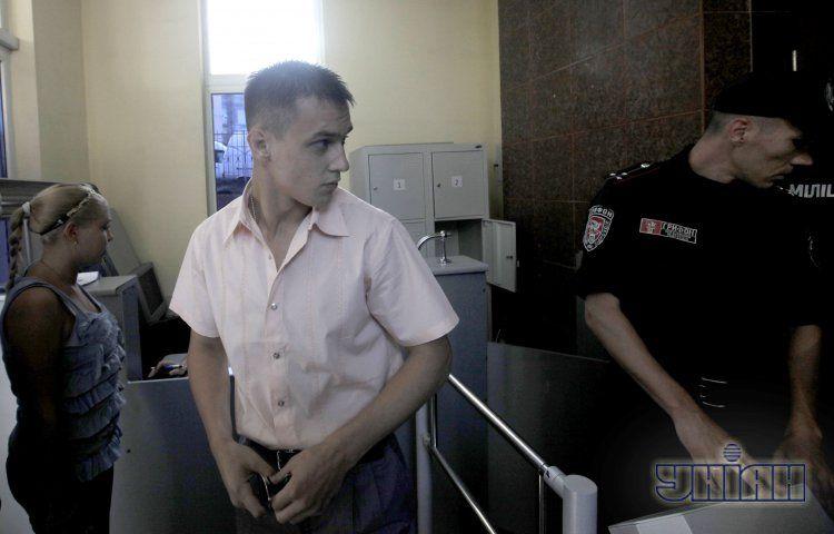 Вадик Румын в суде