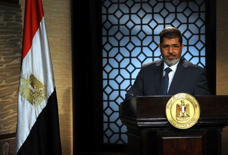 Мурси недолго был президентом Египта