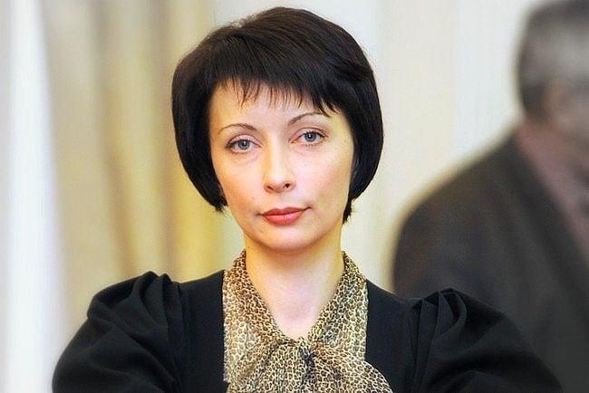 Новый глава Минюста - Елена Лукаш
