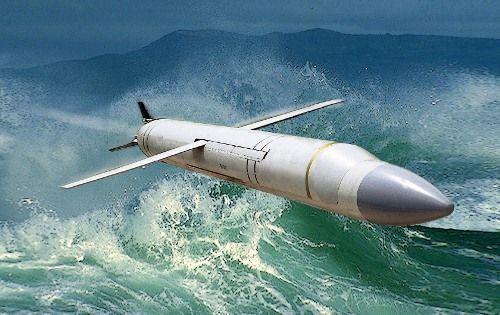 Перспективная крылатая ракета РФ