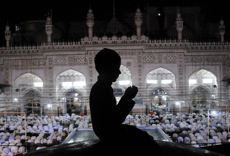 У мусульман начался месяц Рамадан