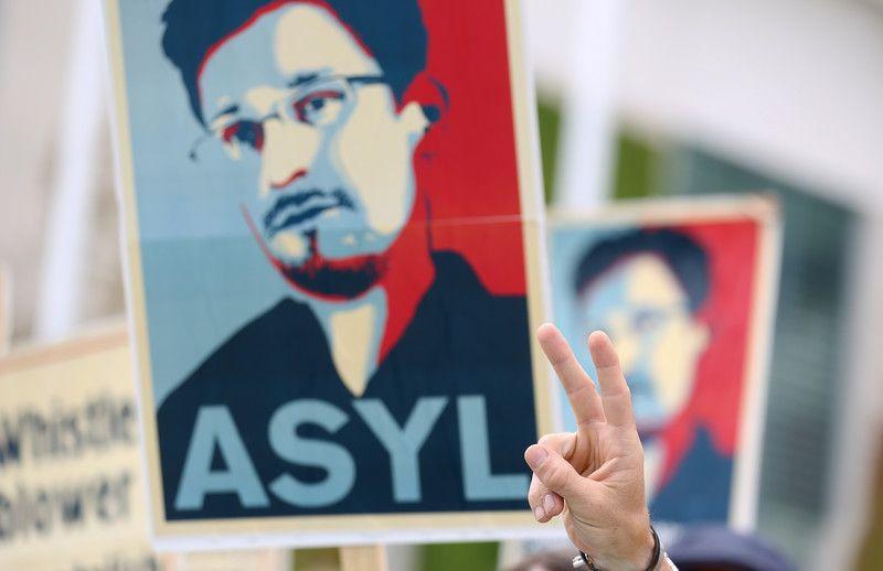 Сноуден стал автором нового скандала