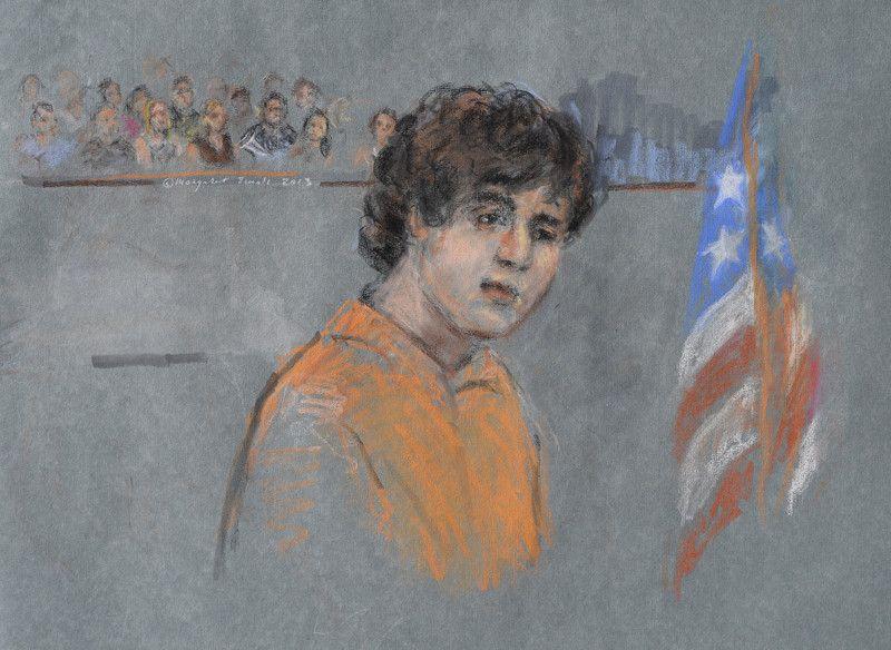 Суд над Царнаевым: процесс продлится до четырех месяцев