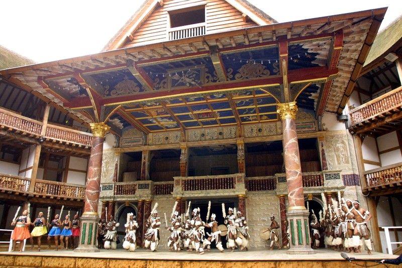 Лондонский театр
