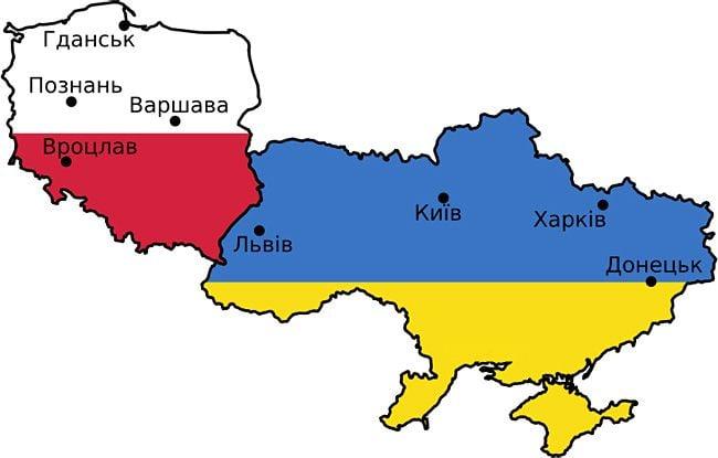 Украина - Польша