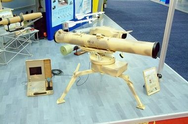 Противотанковый ракетный комплекс, иллюстрация