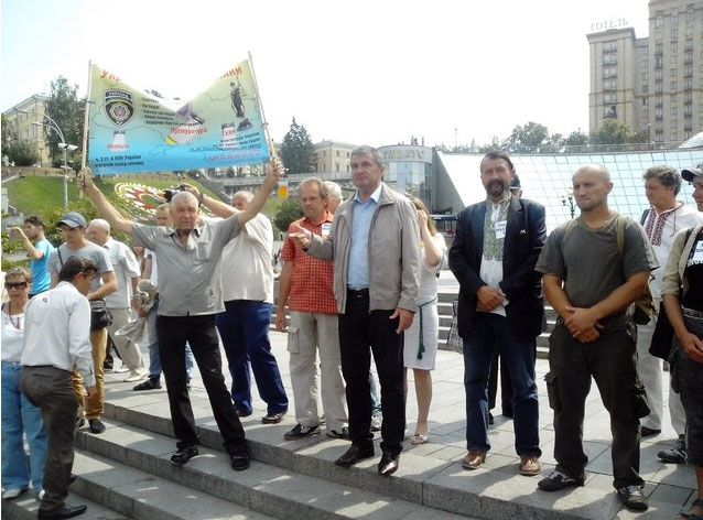 Задержания на Майдане